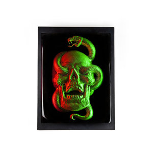 Scull and Snake Ltd Ed