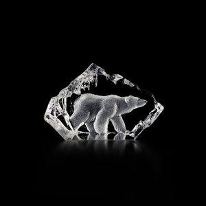 Wildlife Polar Bear (miniature)
