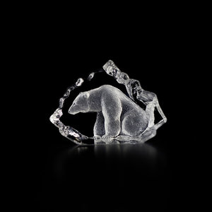 Wildlife Polar Bear (miniature)