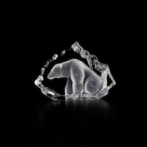 Wildlife Isbjörn (miniatyr)