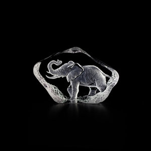 Wildlife Elephant (miniature)